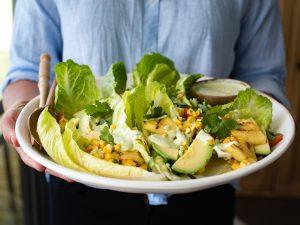 Cos Charred Corn Pinapple and Avocado Salad 2