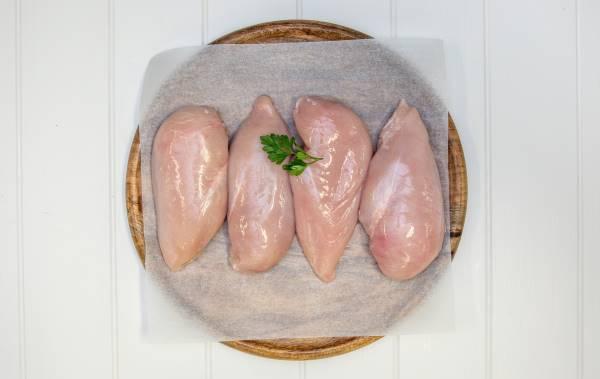 Chicken Breast Raw